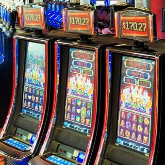 Check out our gaming machines