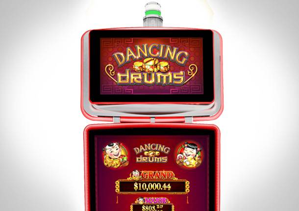 Dancing Drums Gaming Machine