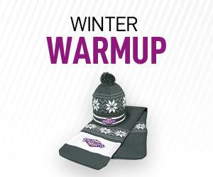 Winter Warmup | Gaming promotion