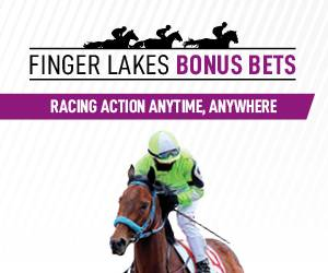 Finger Lakes Bonus Bets | Racing Action Anytime, Anywhere
