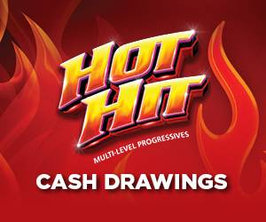 Hot Hit Multilevel Progressiveness Cash Drawings
