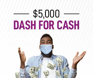 $5,000 Dash for Cash