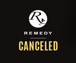 Event canceled at Remedy Bar & Lounge inside Finger Lakes Gaming & Racetrack