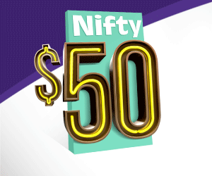 Nifty $50 Cash Drawings at Finger Lakes Gaming & Racetrack