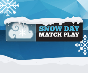 Snow Day Match Play at Finger Lakes Gaming & Racetrack